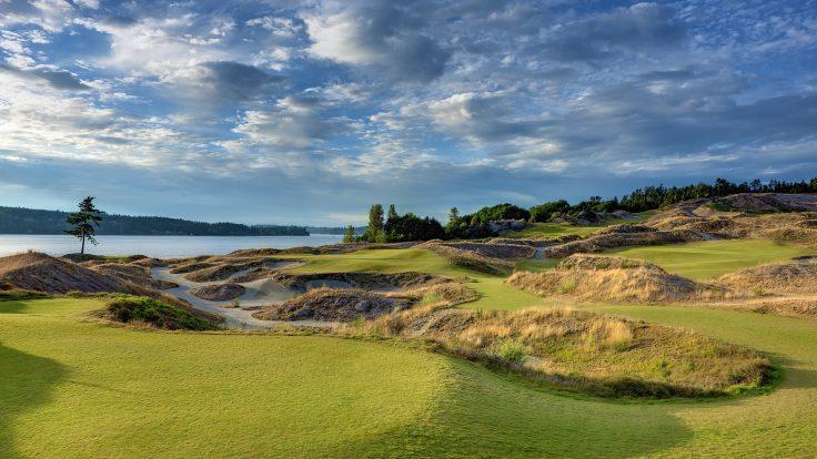 12++ Chambers bay golf weather viral